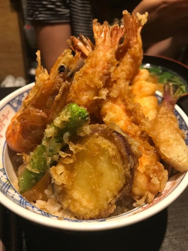 Tendon in Tokyo