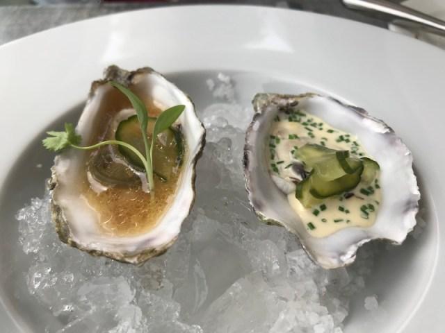 Oysters at Sumas, Gorey