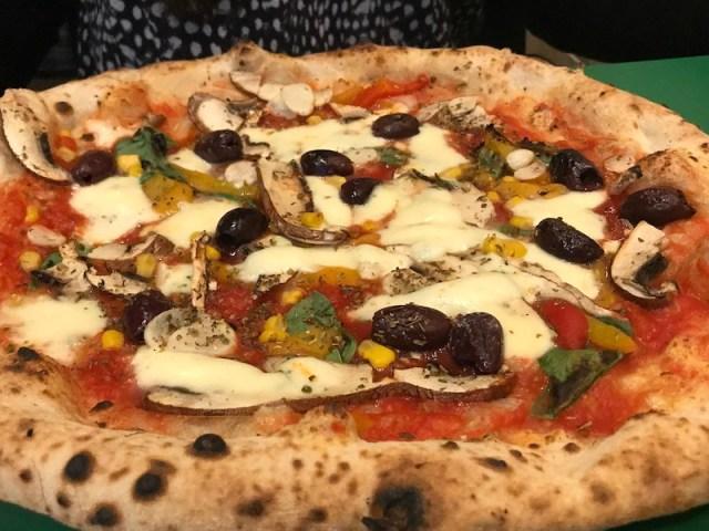 Rudys Pizza, Birmingham
