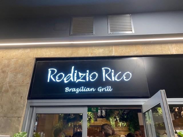 Rodizio Rico, Coventry