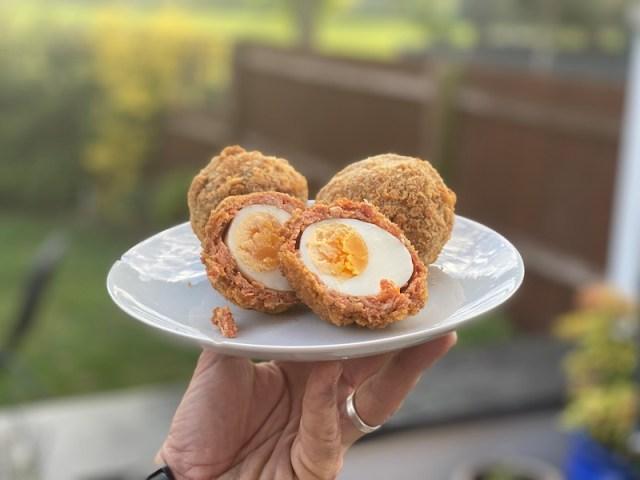 Scotch eggs