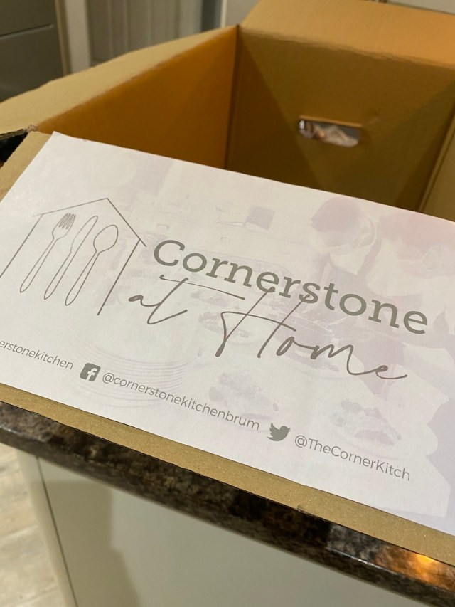 Cornerstone Kitchen box