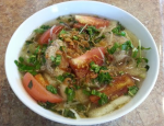 Vietnamese Sweet & Sour Fish Soup Recipe
