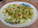 Egg And Cabbage Stir Fry