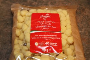 Fresh Gnocchi from Costco