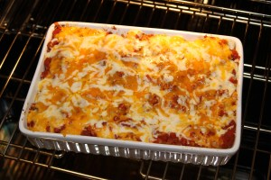 Cheesy, Melty Enchilada Goodness!