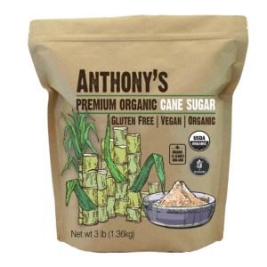 Organic Granulated Cane Sugar