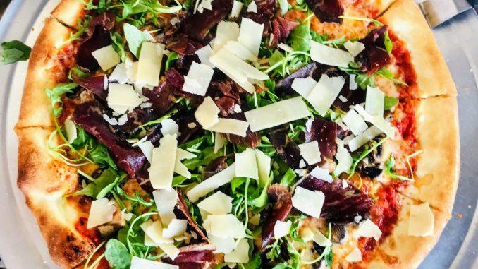 Sofra Urbana Mediterranean Pizza
