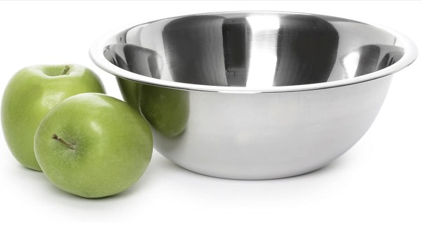 Stainless Steel Cooking Bowl