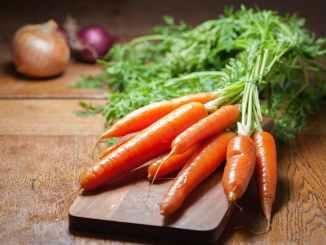 ASMR Food Carrot Cutting
