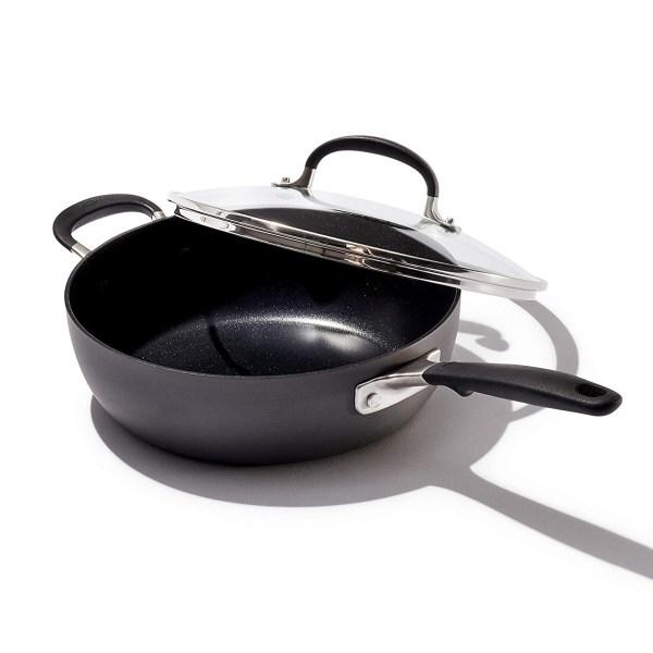 Deep Saucepan