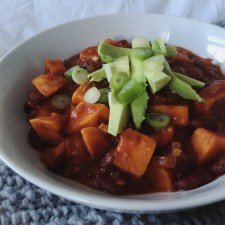 So Long 2015… Hello Sweet Potato Chilli