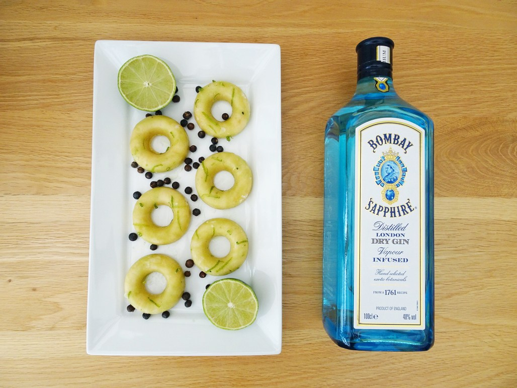 Gin and Lime Donuts 2
