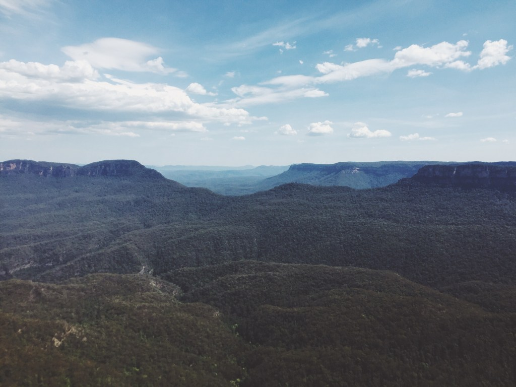 Blue Mountains | eat, write + explore