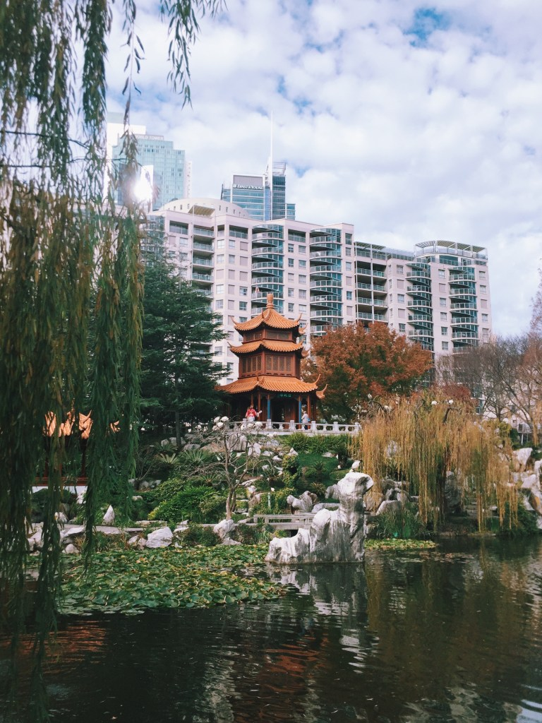 Chinese Garden of Friendship, Darling Harbour | eat, write + explore