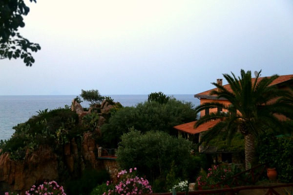 Sicilian Barbeque sunset