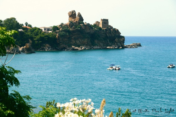 Sicily Back to the ocean