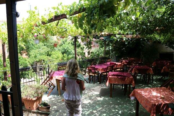 Sicily Castelbuono restaurant