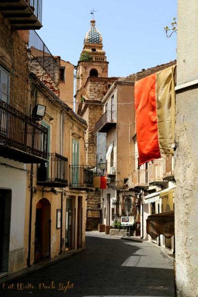 Sicily Castelbuono siesta