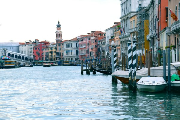 Venice Grand Canal 4