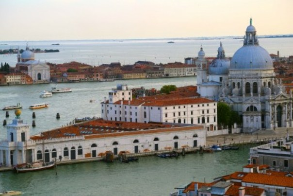 Venice Tower View St Maria