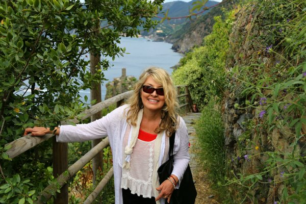 Cinque Terre Corniqlia hike3