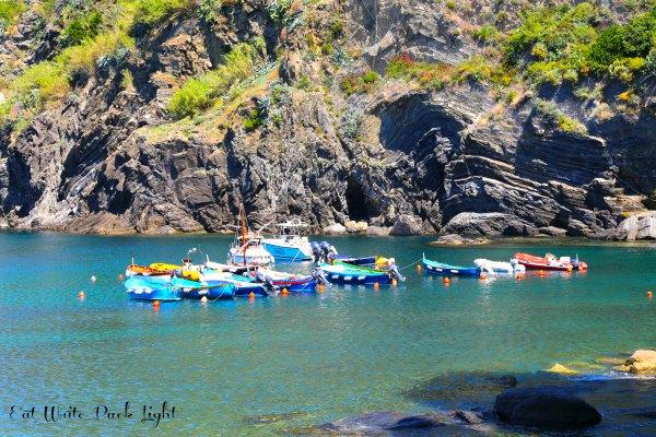 Vernanza boats