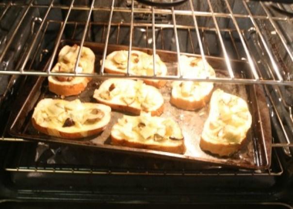 bruschetta bread only