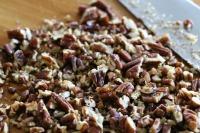 acorn squash chopped pecans