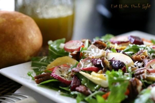 Roasted Root Vegetable Salad 2