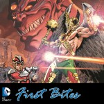 First Bites – DC's Hawkman and Adam Strange: Out of Time