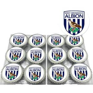 west brom cupcakes