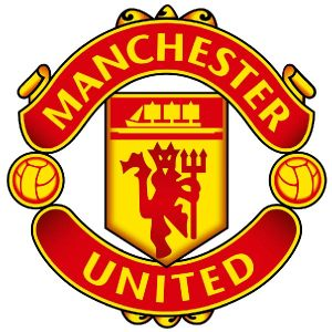 Manchester United Football Club Badge Cake Topper