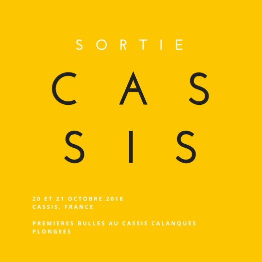SORTIE CASSIS, OCTOBRE 2018