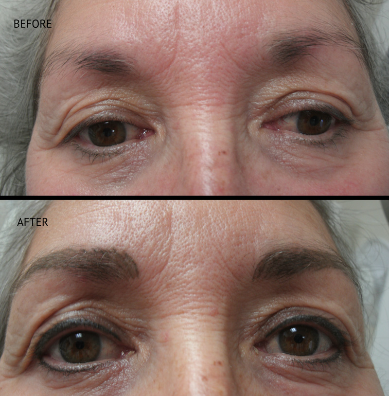 Permanent Eyebrows near Eau Claire, Wisconsin