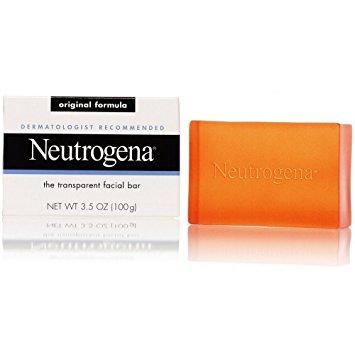 Neutrogena bar soap