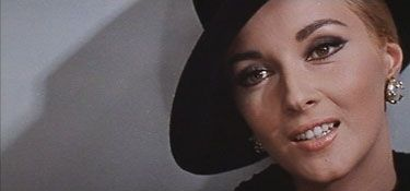 1960's actress Daniela Bianchi