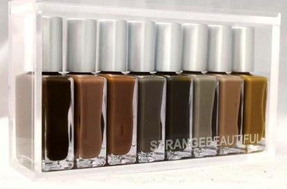 Strangebeautiful Library of Camo Nail Color Set