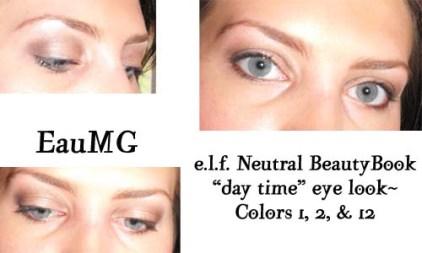 e.l.f Neutral Eye Edition