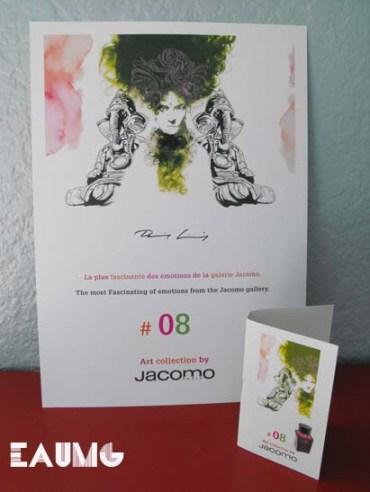 Jacomo #08 EDP Perfume Review