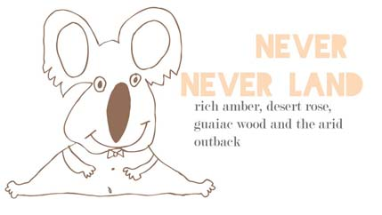 Smell Bent Never Never Land EDT Review