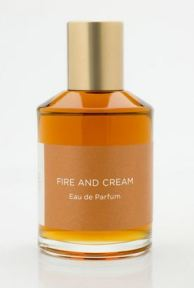 Review of Strange Invisible Natural Perfume in Fire & Cream