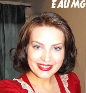 Get the Vintage 1940's makeup look of Martha Vickers