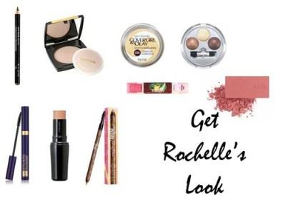 Makeup tutorial to get the vintage 1930's makeup look of Rochelle Hudson