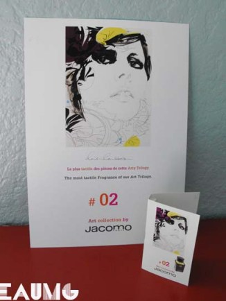 Jacomo Art Collection #02 review