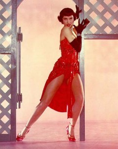 Cyd Charisse in Bandwagon