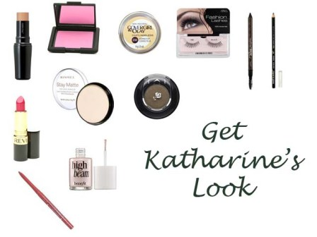 Makeup look of Katharine Hepburn