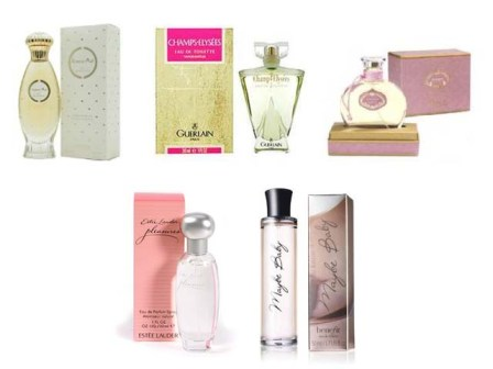 5 popular spring fragrances