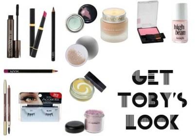 1930's Toby Wing Makeup Look