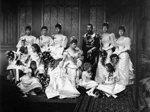 1893 Royal Wedding